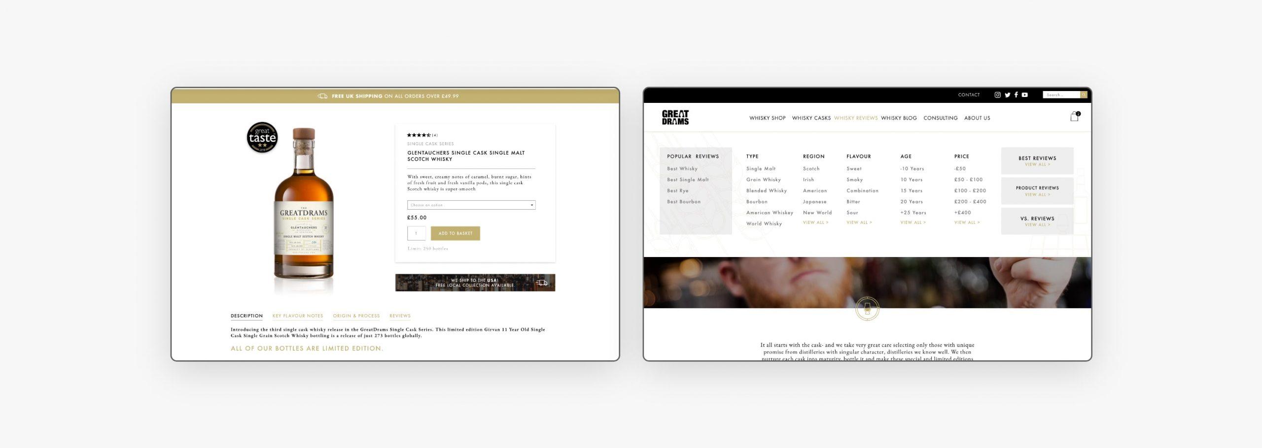 Web Design  - GD
