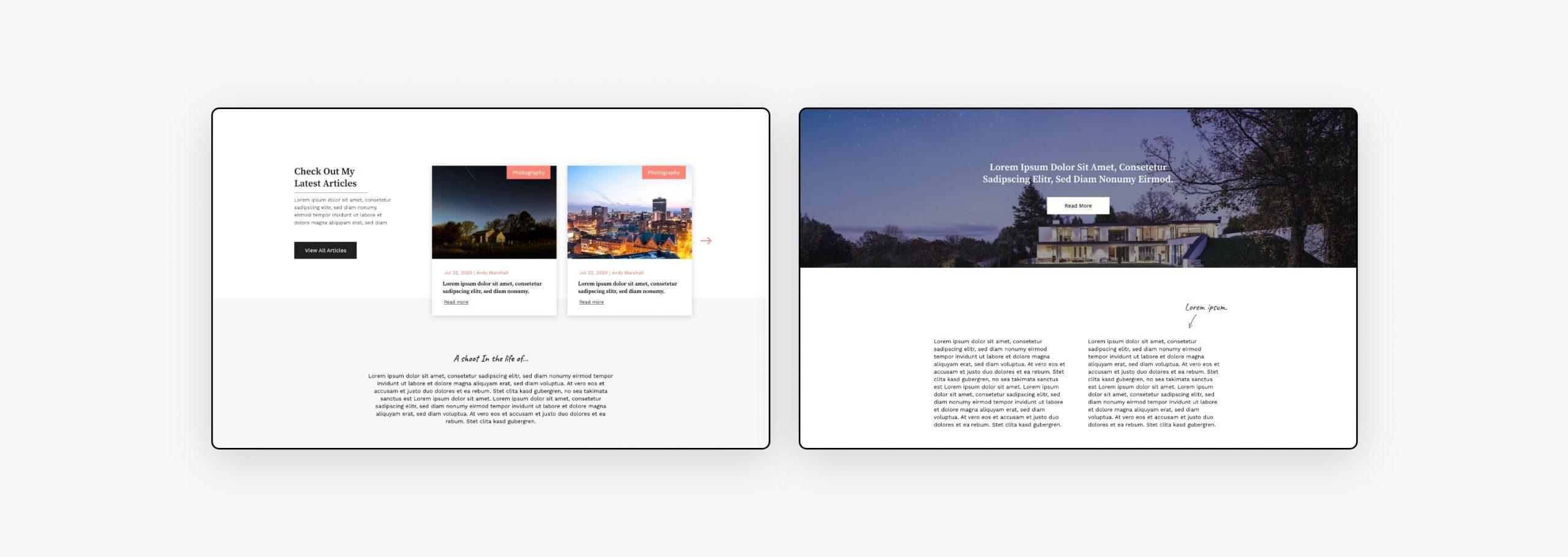 Web Design - SC